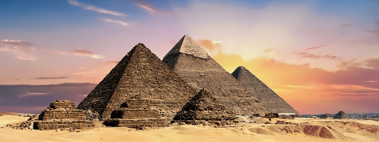 Egyptian Pyramids – the riddle